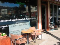 Alvin's Scrumptious Coffees & Teas